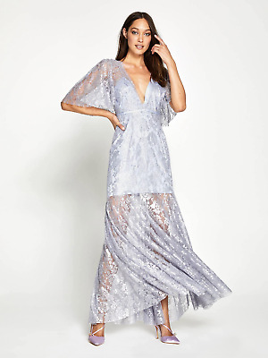 AU225 • Buy Bnwot Alice Mccall Mist Be Mine Gown Sample - Size 8 Au/4 Us (rrp $595)