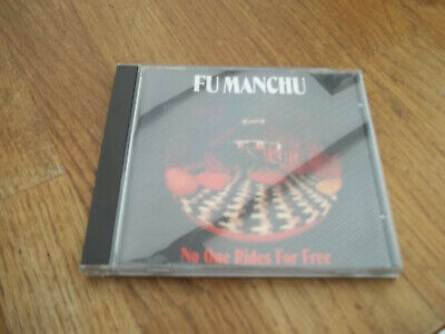 Fu Manchu - No One Rides For Free (1998) • 2.75£