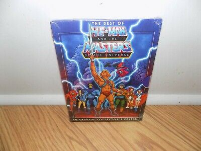 $9.99 • Buy The Best Of He-Man And The Masters Of The Universe - 10 Episode Collection DVD