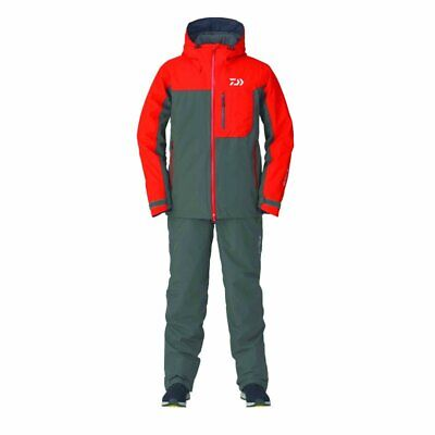 £476.42 • Buy Daiwa DW-1920 Gore Tex Product Winter Suit Firely Red L From Stylish Anglers