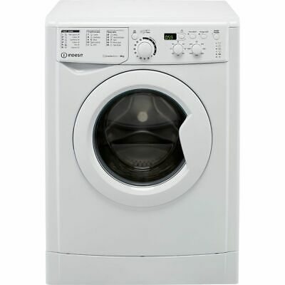 View Details Indesit EWD81483WUKN My Time A+++ Rated 8Kg 1400 RPM Washing Machine White New • 229.00£