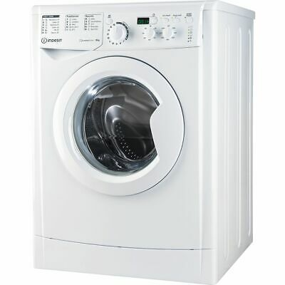 View Details Indesit EWD81483WUKN My Time A+++ Rated D Rated 8Kg 1400 RPM Washing Machine • 209.00£