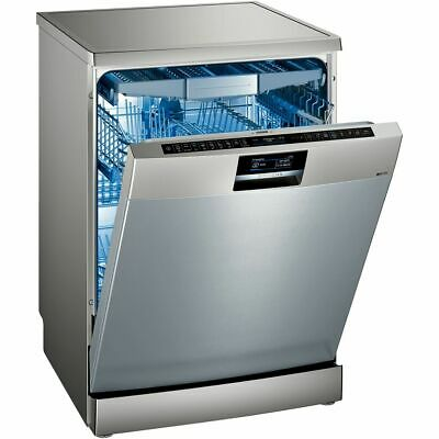 View Details Siemens SN278I36UE IQ-700 A+++ Dishwasher Full Size 60cm 13 Place Silver New • 1,049.00£