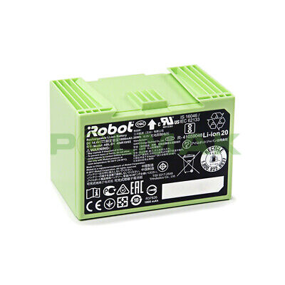 ORIGINAL Li-ion Battery 1800mAh ABL-D1 For IRobot Roomba E & I Series E5 E6 I7  • 88£