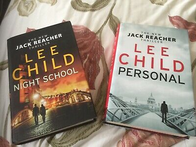 Lee Child - Night School And Personal Hardback • 5£