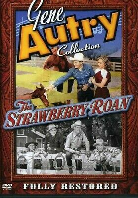 £12.99 • Buy Gene Autry: Strawberry Roan [DVD] [1948] DVD Incredible Value And Free Shipping!