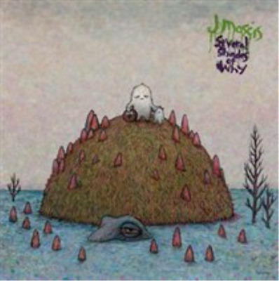 AU15.06 • Buy J. Mascis-Several Shades Of Why CD NEW