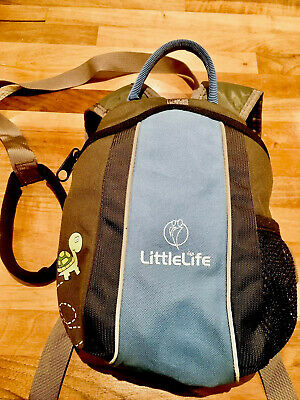 Little Life Toddler Backpack With Reins • 2.50£