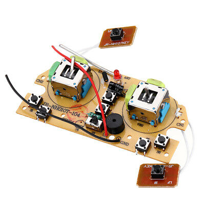 AU22.63 • Buy Jjrc JR-NH01OT-104 Remote Controller Circuit Board For H36F RC Boat Vehicles