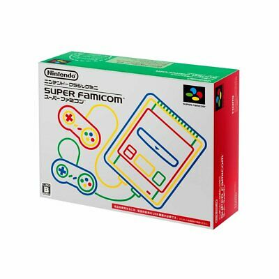 $ CDN145.36 • Buy Super Famicom SNES Classic Edition Brand New Fast Shipping JP Version USA SELLER