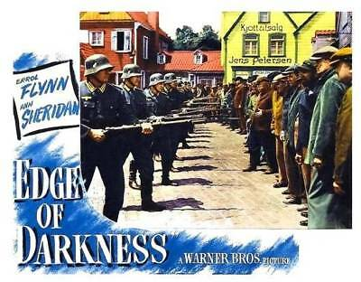 Edge Of Darkness 1943 War Errol Flynn Dvd • 3.50£