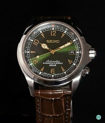$ CDN500 • Buy Brand New In Box Sarb017 (Seiko Alpinist)