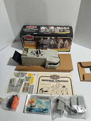 $ CDN1603.92 • Buy Vintage Kenner 1980 Star Wars ESB Imperial Troop Cruiser New In Box RARE Awesome