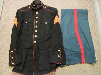$79.99 • Buy WW2 USMC Dress Blue Uniform