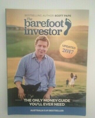 AU18.95 • Buy The Barefoot Investor: The Only Money Guide You'll Ever Need By Scott Pape