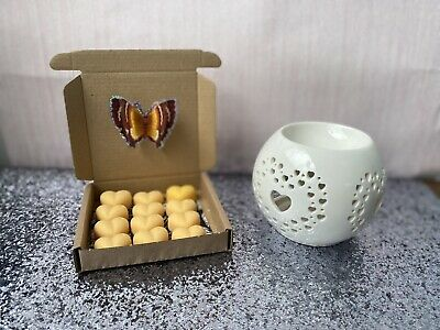 12 X INDIVIDUAL HIGHLY SCENTED WAX MELTS -  Zoflora Paradice Peac Hinch Cleaning • 2.25£