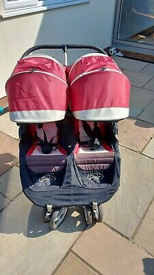 Baby Jogger Mini City Double Including Raincover • 45£