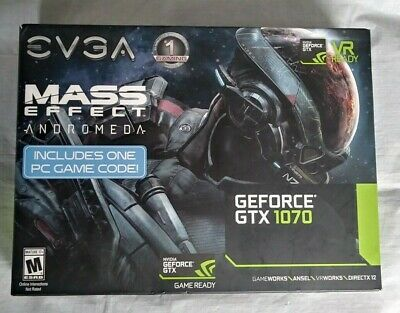 $ CDN204.82 • Buy EVGA GeForce GTX 1070 SC GAMING, 8GB GDDR5 -- USED BUT WORKS PERFECT!! Nvidia