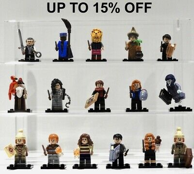 Lego Harry Potter Minifigures Series 2 (Pick Your Figure) 71028 - UP TO 15% OFF • 4.95£