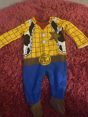 Baby Boys Woody Outfit 0-3 • 1.20£