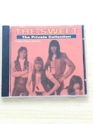 Sweet - The Private Collection: 14 Rare Classic Versions (CD  1995) • 0.99£
