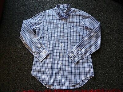 Ralph Lauren Button Down Shirt Size Medium • 6.50£