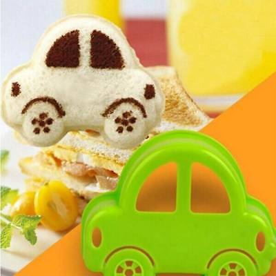 1 PC Car Shape Sandwich Bread Toast Cookie Cake Cutter Mold Mould Kitchen Tools • 2.22£