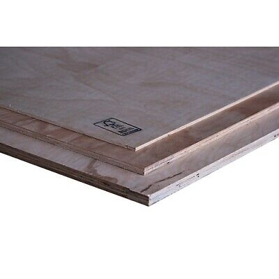£16.38 • Buy PLYWOOD SHEETS HARDWOOD WBP EXTERIOR PLYBOARD 2440MM X 1220MM (8FT X 4FT)