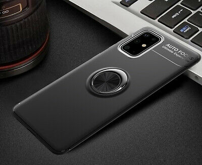 AU9.95 • Buy Samsung Galaxy Note20 Ultra S20 FE/N10/S21 Luxury Magnetic 360* Ring Holder Case