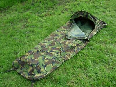 Dutch Army Hooped Bivvy Bag Gore Tex Type Camouflage Bivy Camo Bivi • 99.50£