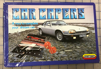 Car Capers By Spears Games • 10£