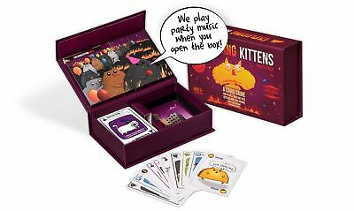AU64.05 • Buy Exploding Kittens Party Pack Card Game