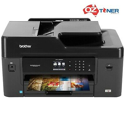 AU398 • Buy Brother MFC-J6530DW All-in-One A3 Wi-Fi Network Inkjet Printer+Duplex+ADF LC3317