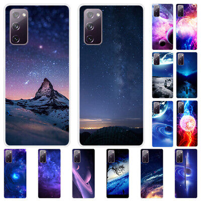 $ CDN4.17 • Buy For Samsung S8 S9 S10 S20 FE 5G Slim Soft Silicone Painted TPU Phone Case Cover