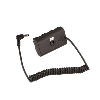 AU22.99 • Buy 【AU】Dummy Battery W/ DC Power Adapter Spring Cable For SONY NP-F550 NP-F970 F570