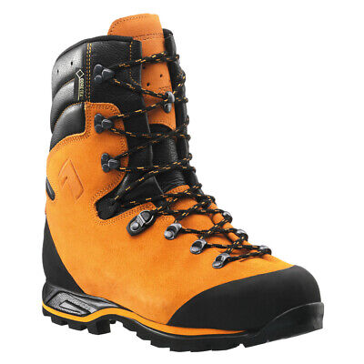 Haix Protector Forest Class 2 Leather Waterproof Chainsaw Safety Metal Free Boot • 234.90£