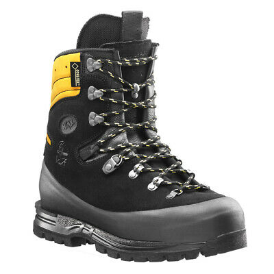 Haix Protector Alpin Class 3 Leather Waterproof Chainsaw Safety Metal Free Boots • 299.90£