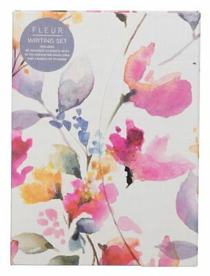 £7.19 • Buy WHSmith Floral Fleur Magnetic Writing Set