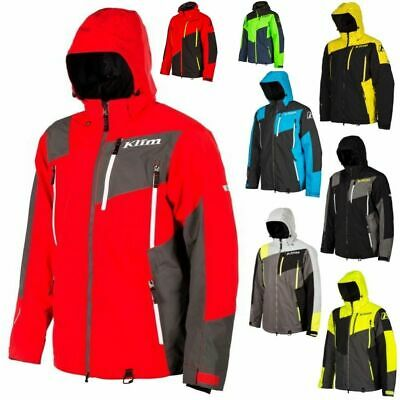 $ CDN521.35 • Buy Klim Storm Non-Insulated Mens Snowmobile Skiing Performance Shell Jackets