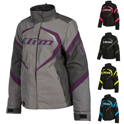 $ CDN391.01 • Buy Klim Spark Womens Coats Ladies Cold Winter Snowmobile Trail Jackets