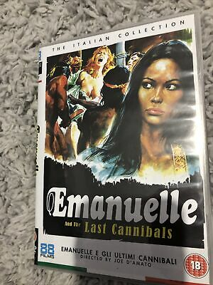Emanuelle And The Last Cannibals  DVD ++++18++++ • 5£