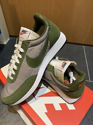 Nike Air Tailwind 79 UK 7 US 8 Eur 41 Grey Green CW Vortex Waffle Racer New VRTX • 59.99£