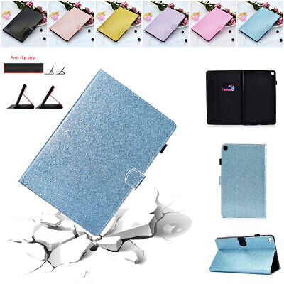 Glitter Cover Case For 10.4'' Samsung Galaxy Tab A7 2020 T500 T505 Tablet Stand • 13.06£