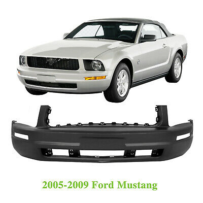 $102.76 • Buy NEW Primered - Front Bumper Cover For 2005 2006 2007 2008 2009 Ford Mustang