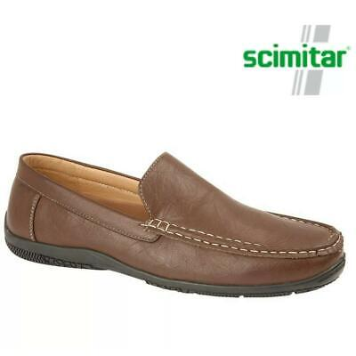 £13.95 • Buy Mens Casual Slip On Walking Loafers Moccasin Driving Boat Style Deck Shoes Size