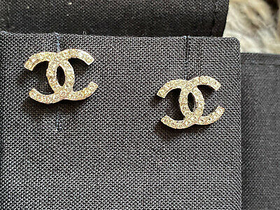 AU500 • Buy Chanel Earrings Authentic