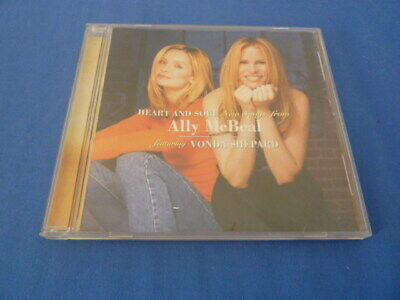 ‎Heart And Soul - Songs From Ally McBeal  - Vonda Shepard – CD • 2.73£