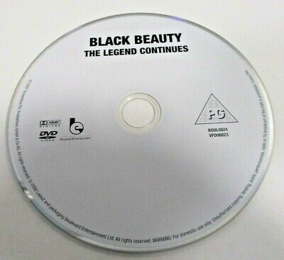 £1.35 • Buy Black Beauty The Legend Continues DVD