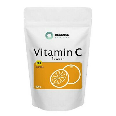 Vitamin C Powder - Pure Ascorbic Acid BP Grade 500g 1kg 2kg  • 7.99£