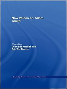 AU103.83 • Buy NEW BOOK New Voices On Adam Smith By Leonidas Montes (2009)